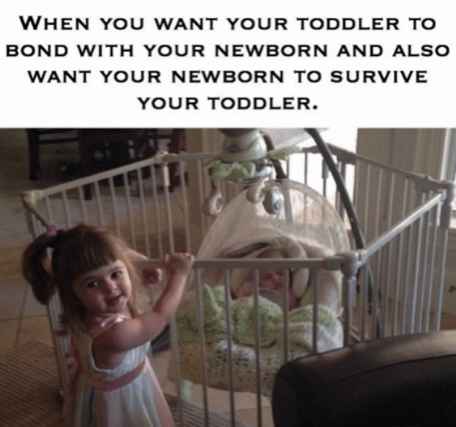 People Who Have Kids Under Four Will Understand It