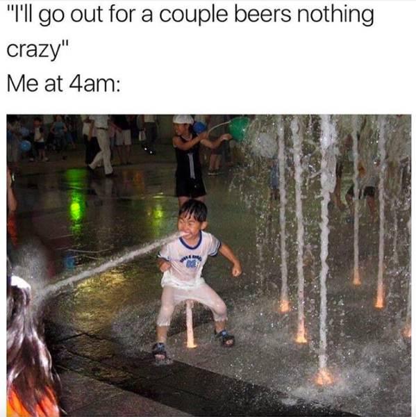 Alcohol Memes