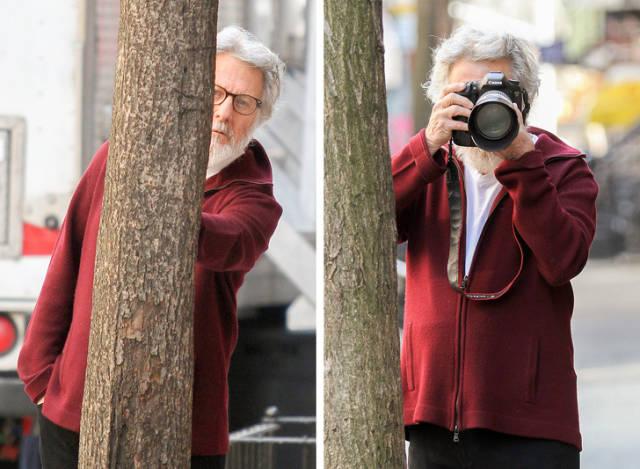 Celebrities Vs Paparazzi