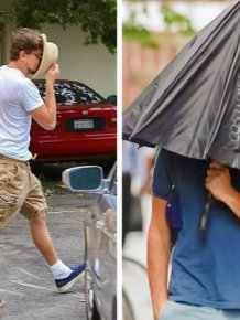 Celebrities Vs Paparazzi