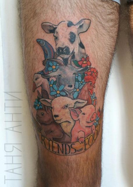 Vegan Tattoo
