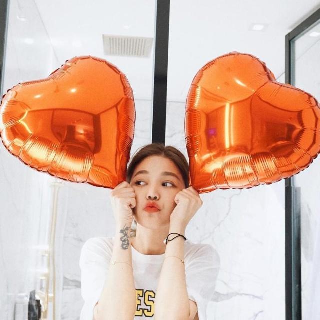 Designer Lure Hsu Is 43 Years Old