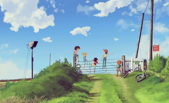 This Artist Illustrates His Sweet Childhood Memories So Well The Results May Move You To Tears