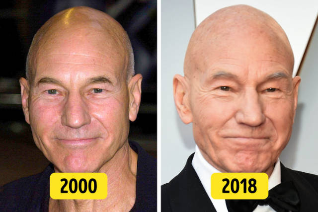These Celebrities Age Very Good