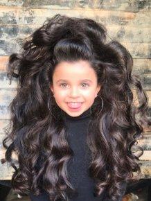 5-Year-Old Instagram Star Has Amazing Hair