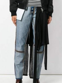These Inside Out Jeans Cost $500