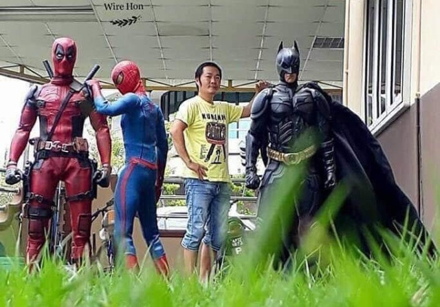 How To Meet Superheroes