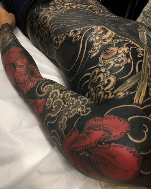 Gakkin Tattoos