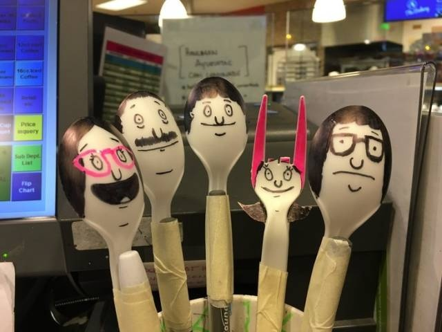 People Have Fun At Work