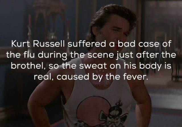 Facts About 'Big Trouble In Little China'