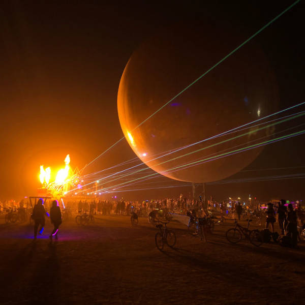 Burning Man 2018 Photos