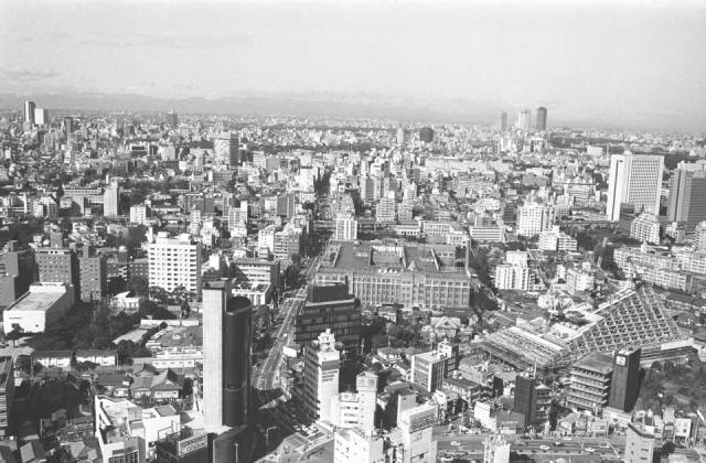 How Skylines Of The Cities Have Changed