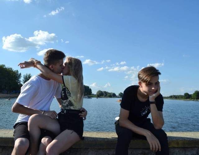 When You Are A Third Wheel...