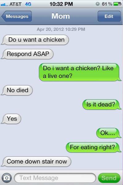 Funny Texts, part 2