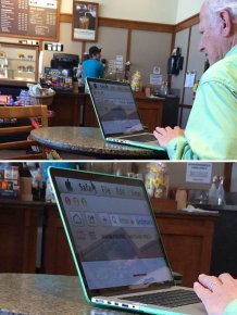 Senior Citizens Vs Technology