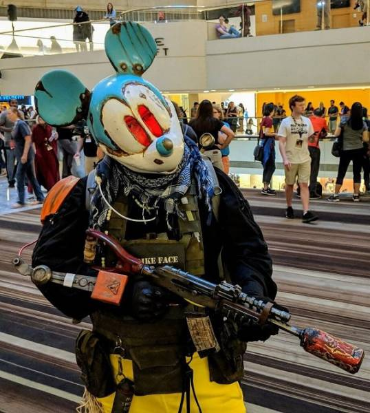Examples Of Really Good Cosplay