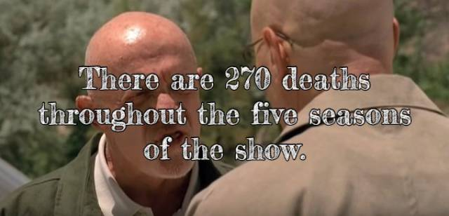 Facts About 'Breaking Bad', part 2