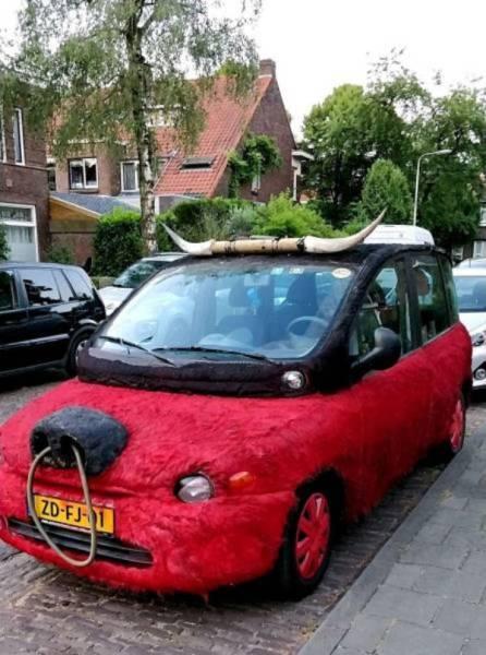 Strange Cars, part 3