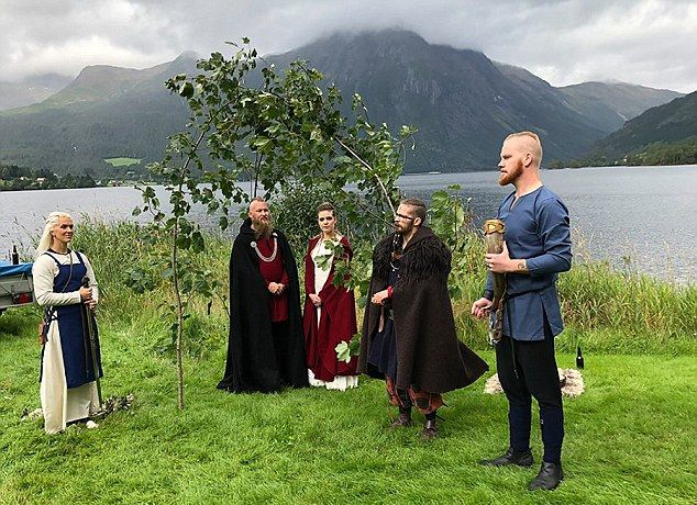 The First Viking Wedding in 1,000 Years