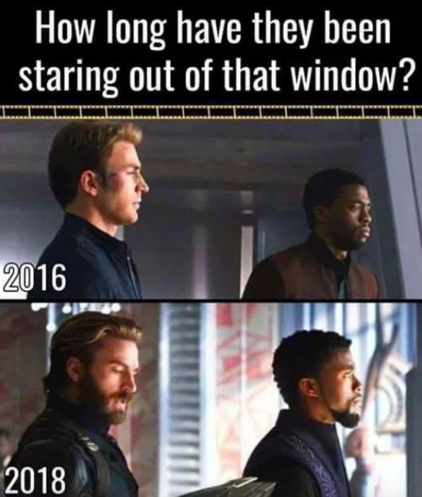Marvel Memes, part 2