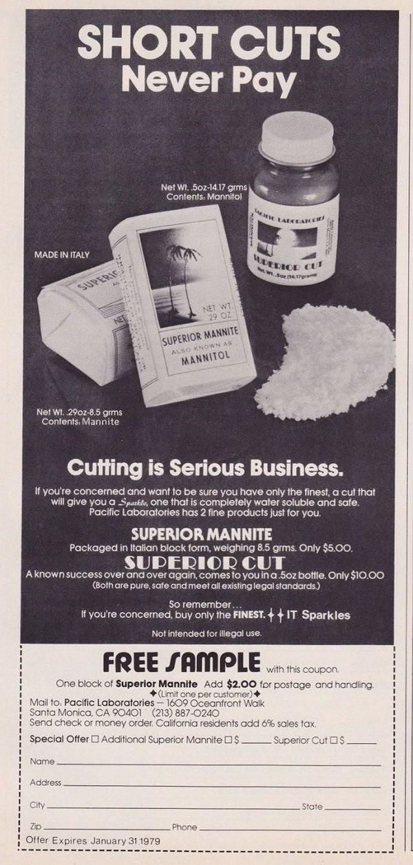 Vintage Cocaine Ads