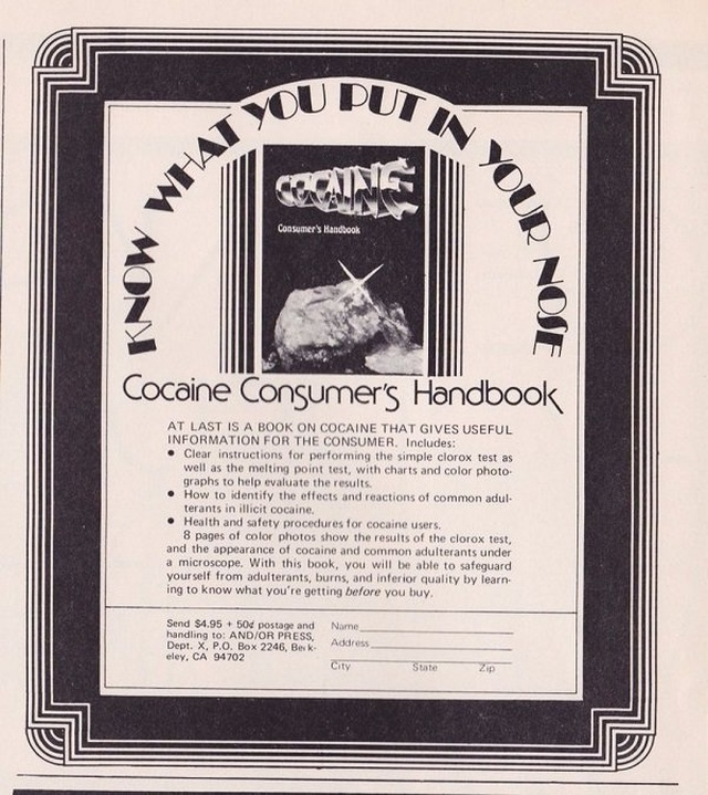 Vintage Cocaine Ads