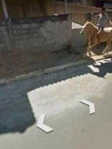 Interesting Google Maps Moments