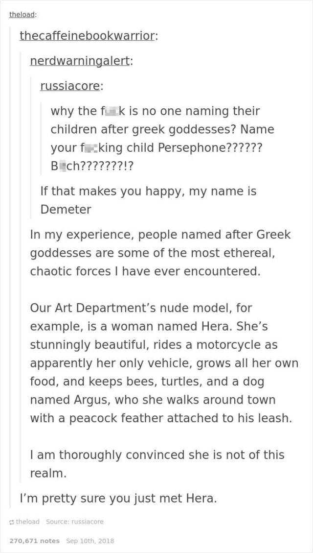 Jokes About Greek Mythology