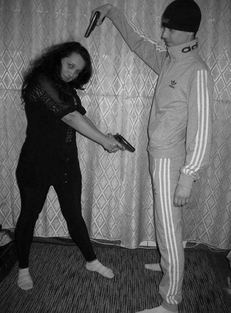 Wannabe Russian Gangsters