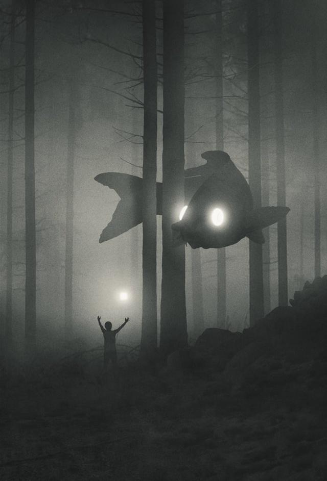 Polish Artist And Graphic Designer Dawid Planeta Illustrates His Battle With Depression