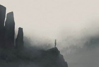 Polish Artist And Graphic Designer Dawid Planeta Illustrates His Battle With Depression