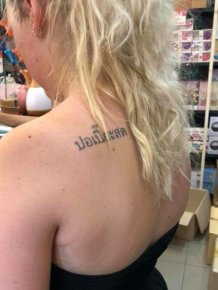 Tourist Goes Viral After Getting 'Fresh Spring Rolls' Tattoo in Thailand