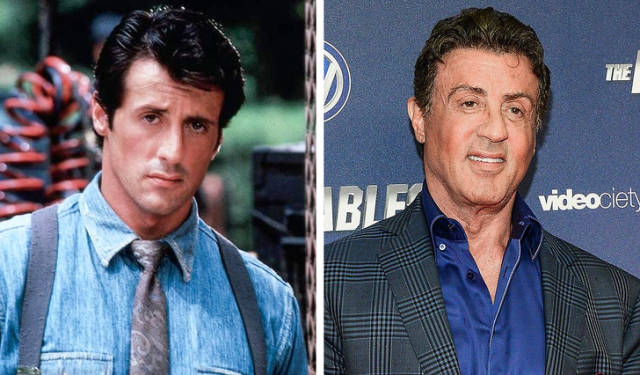 How Action Movie Stars Have Changed