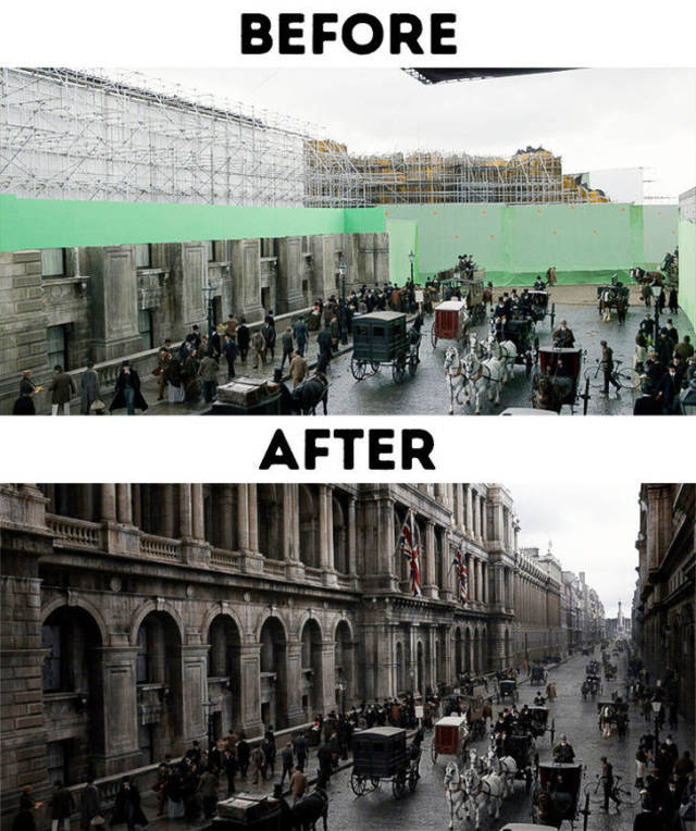 Special Effects In The Movies, part 2