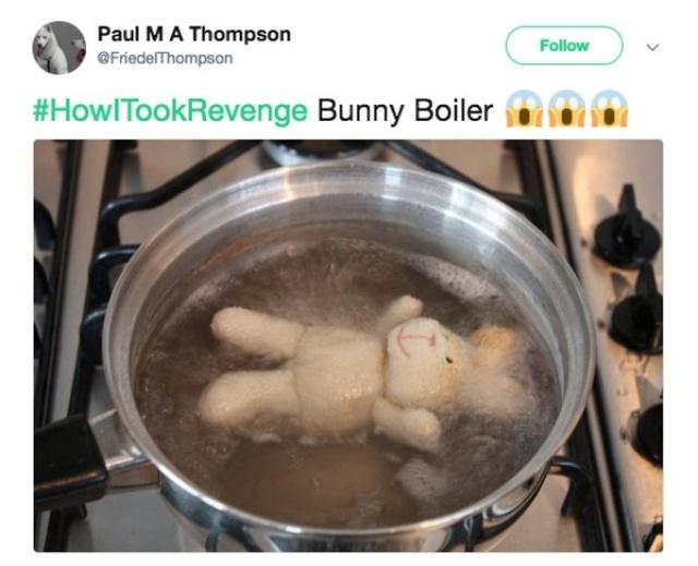 Interesting Revenge Ideas