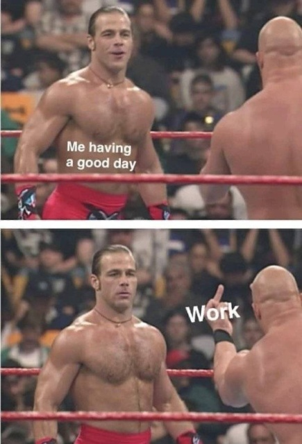 Fun At Work, part 6