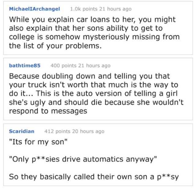 Guy Tries To Sell His Truck Online And Meets The Worst Buyer Ever