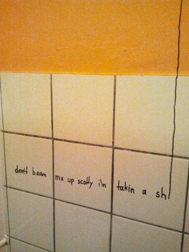 Funny Toilet Graffiti