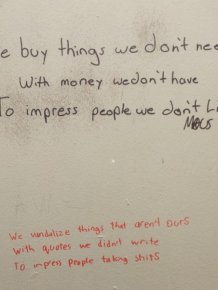 Funny Toilet Graffiti