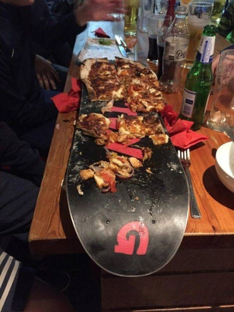 Very Odd Plates