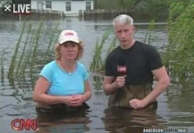 """When Weather News Goes """"Fake"""""""