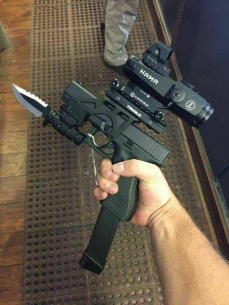 Strange And Cool Weapons