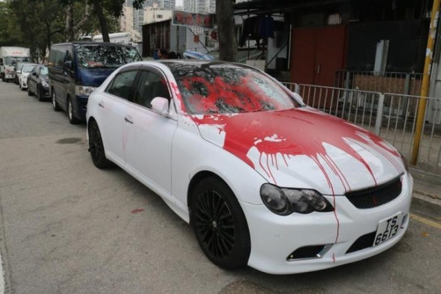 How Chinese Mafia Collects Debts