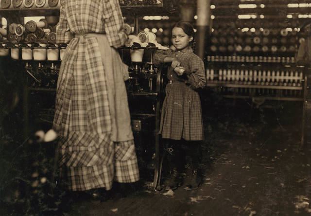 Child Labor More Than 100 Years Ago