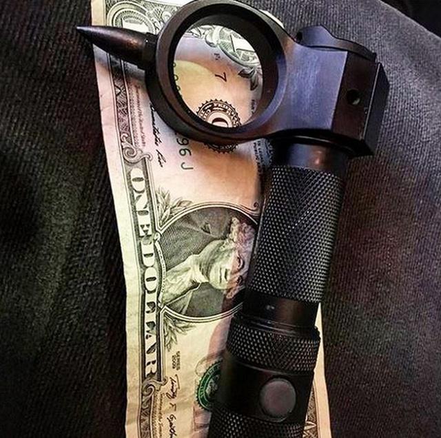 Weapons Found By TSA