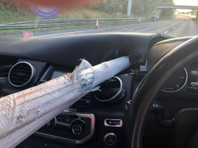 Driver Cheats Death