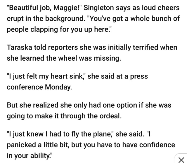 Teen Successfully Lands A Plane With Only One Wheel