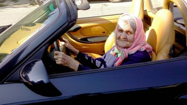 Being Old Doesn't Mean Being Boring