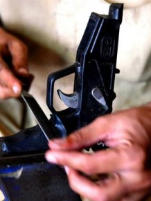 Glock Pistols Turned in Tactical assault Rifles In Pakistan