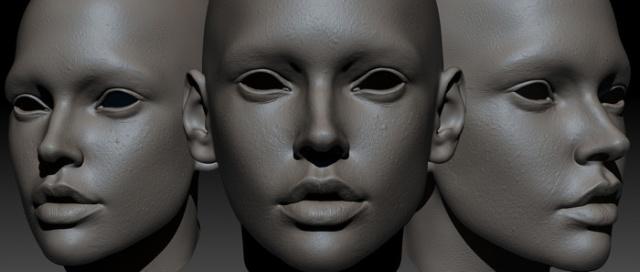 Modern 3D Art